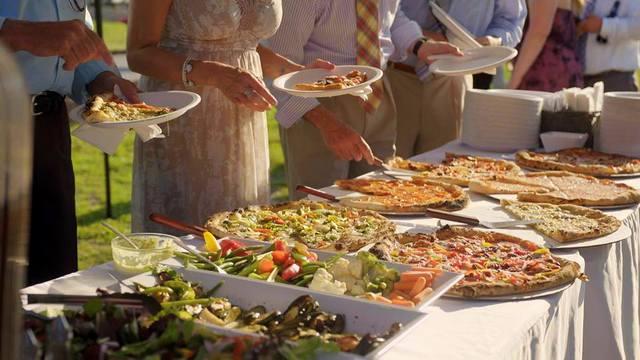 June 2017 Weddings Victorias Wood Fired Pizza Truck