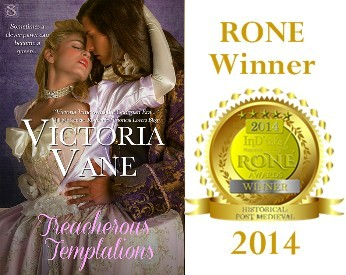 RONE Winner- Best Historical Post Medieval Romance