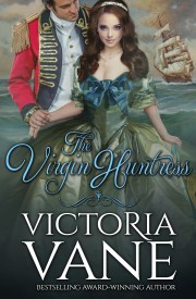 The Virgin Huntress Victoria Vane