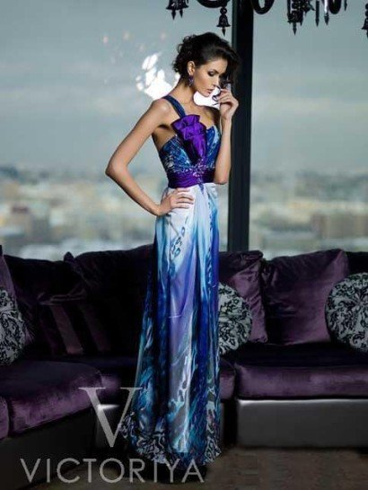 Европейские вечерние платья