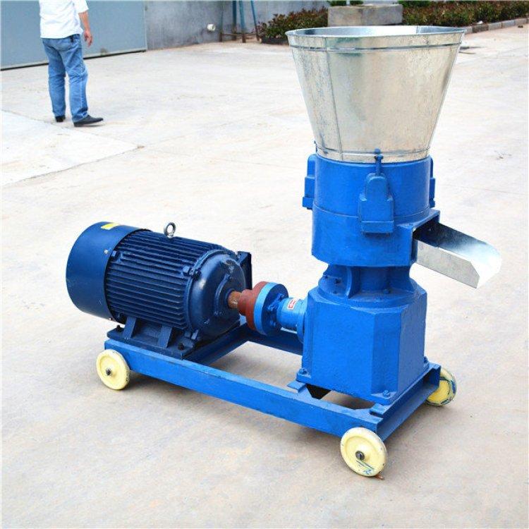 500-600KG/H feed pellet mill