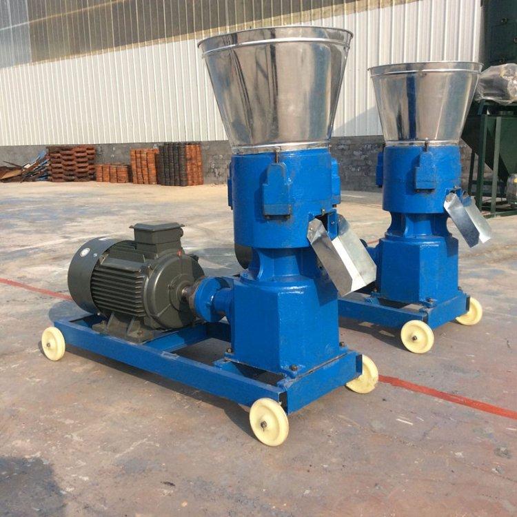600-700KG/H feed pellet mill