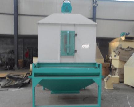 pellet cooling system