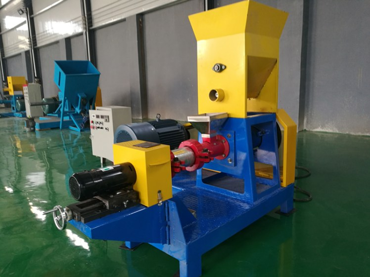 60-80KG/H fish pellet mill
