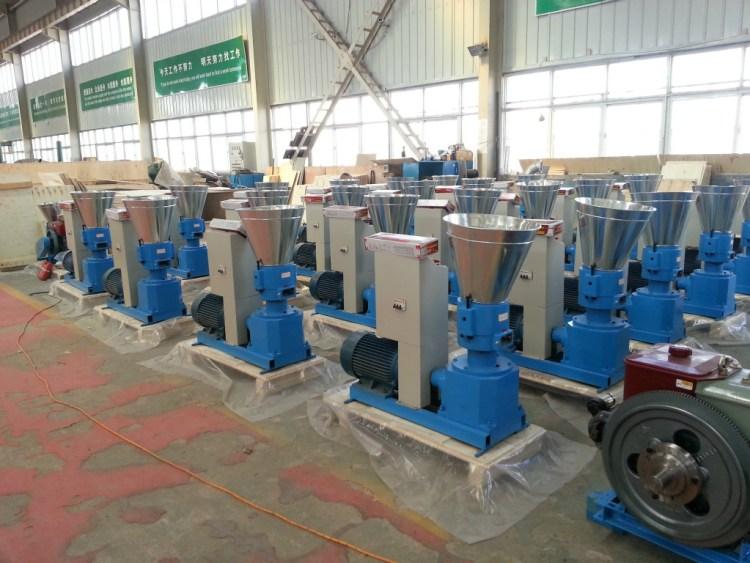 grass pellet mill