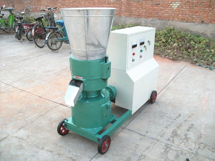 straw pellet machine