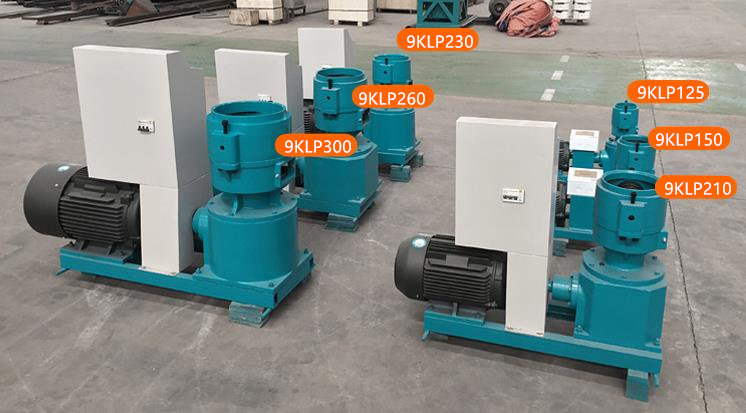 100-150KG/H feed pellet mill