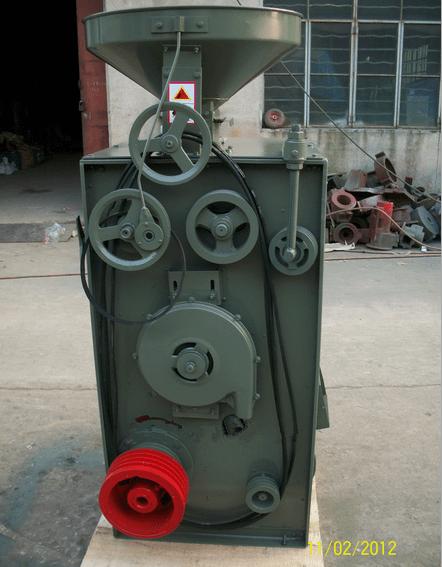 paddy rice mill machine