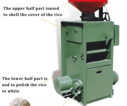 2 tons rice mill price