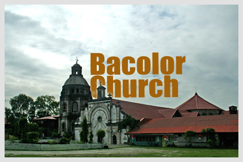 Bacolor Church, Pampanga