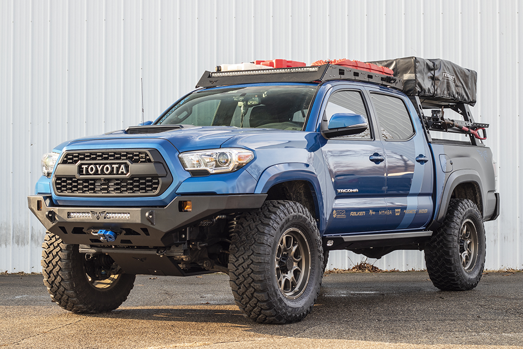 tacoma roof rack 2nd 3rd gen 05