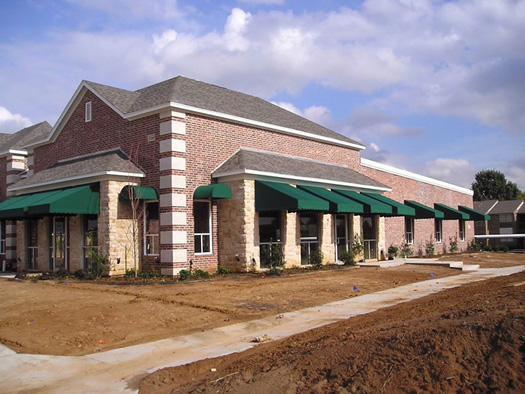 Awnings DallasFort Worth Commercial Fabric And Canvas
