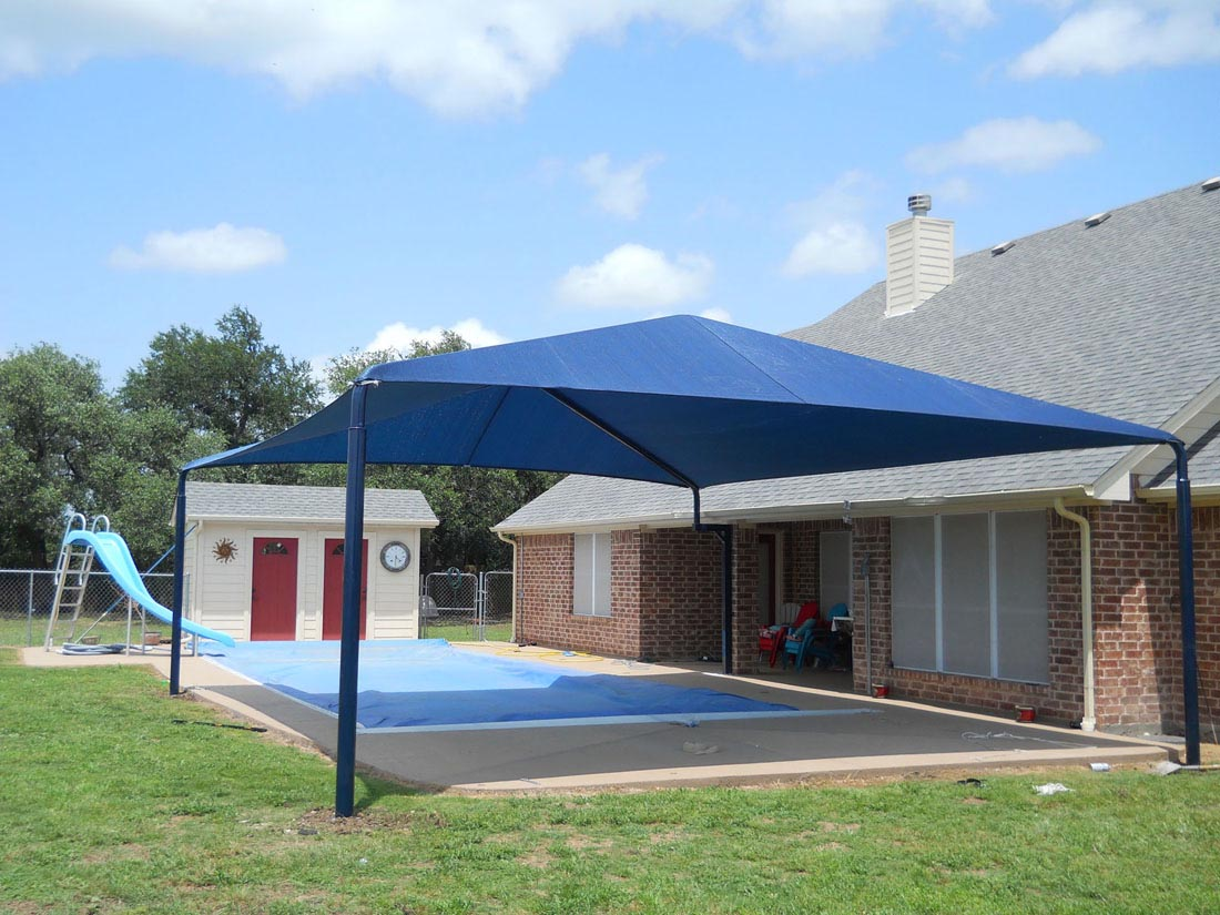 Residential Cabanas Amp Shade Structures Dallas Fort Worth