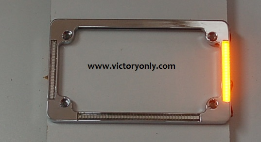 Victory Light Picture Frame