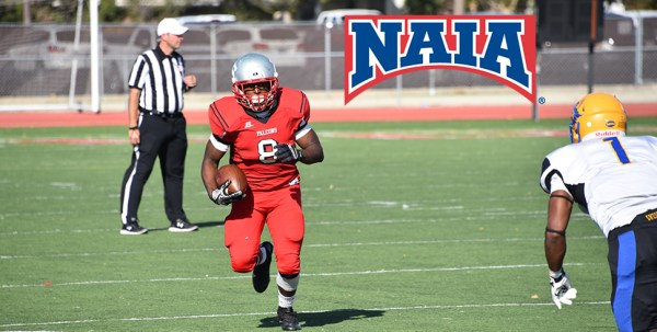 Friends' Rogers Named NAIA Football Player Of The Week - News