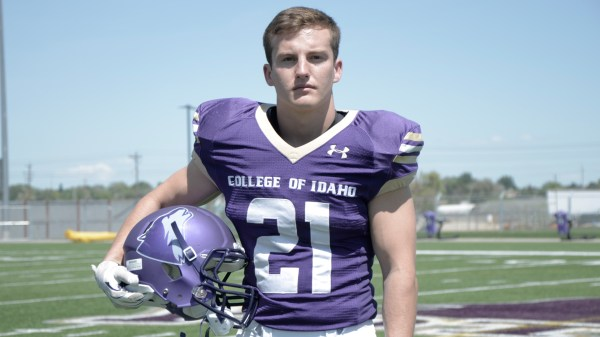 College of Idaho's Moore Named NAIA National Defensive ...