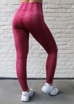 Iconic seamless leggings Red
