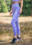 Power camo seamless leggings Purple