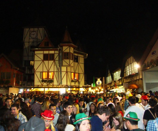 Vila Germânica - Oktoberfest