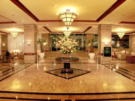 Melhor Hotel para Eventos no Brasil é WTC