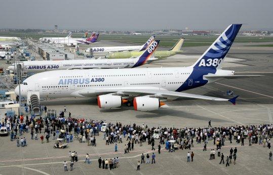 Maior avião do mundo está no Brasil