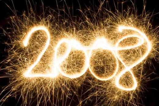 Bem-vindo 2008!