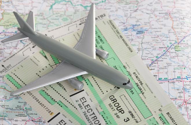 Dicas de tarifas aéreas