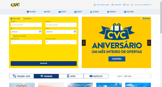 Site CVC