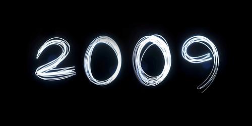 Bem-vindo 2009!