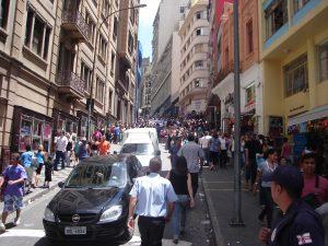 Viagem à São Paulo