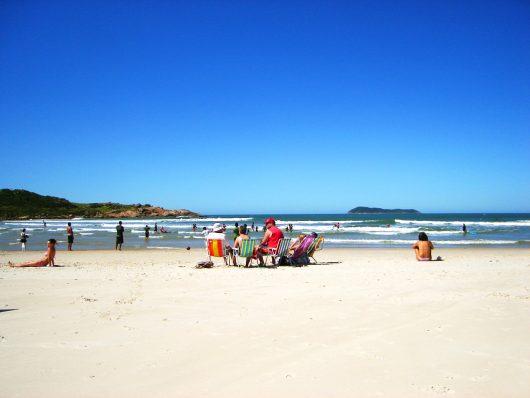 Praia Guarda do Embaú