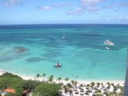 Ilha de Aruba