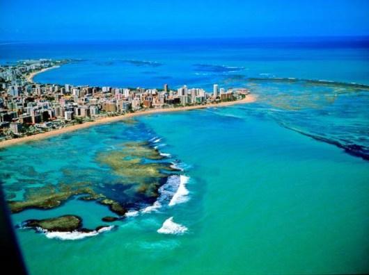 Maceió é destino certo de viagem para o Alagoas