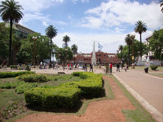 Praça 25 de Maio - Buenos Aires