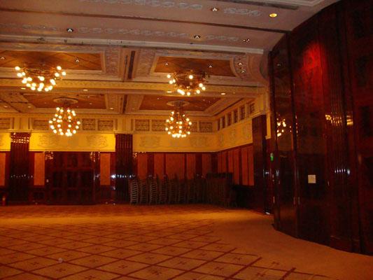 Salão de festas e eventos do Hotel Panamericano