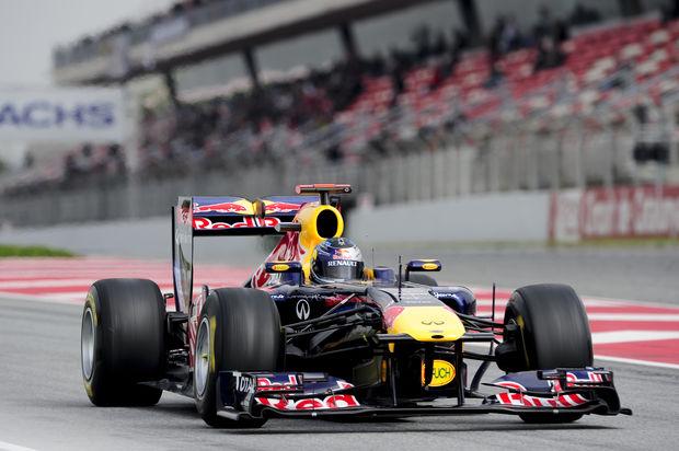 Fórmula 1 2011