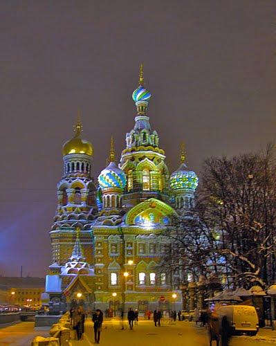 São Petesburgo - Rússia
