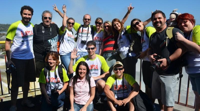 Blogueiros BlogTur - Foz do Iguaçu