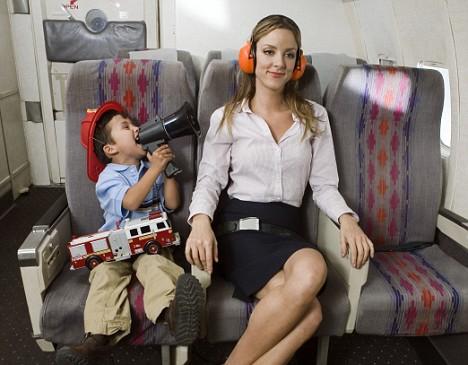 Viagens longas com crianças
