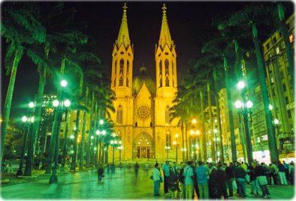 Aniversário de São Paulo 2012 - 458 anos