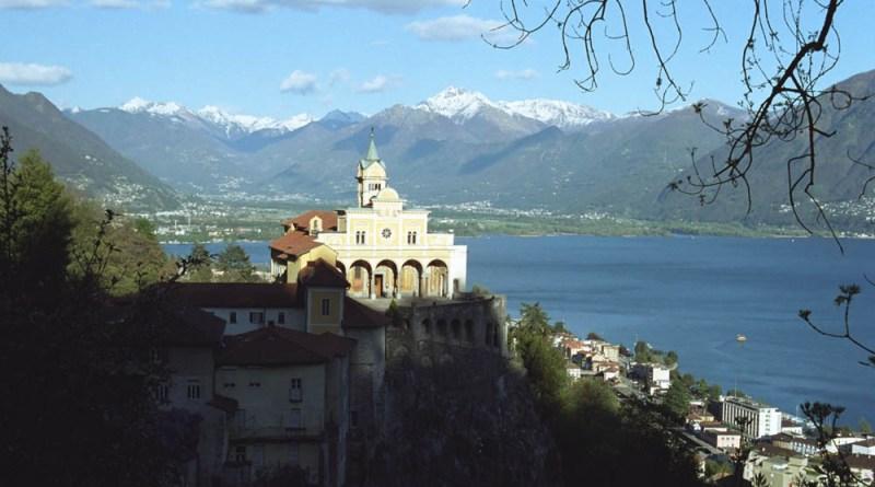 Madonna del Sasso - Locarno - Suíça