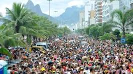 Blocos de rua - Rio de Janeiro
