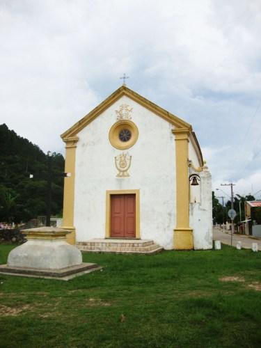 Igreja Armação da Piedade - Governador Celso Ramos