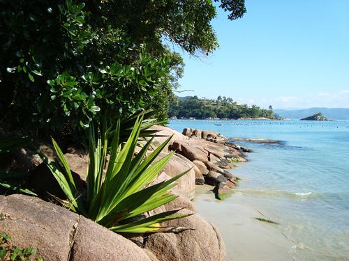 Praia Canto dos Ganchos - Governador Celso Ramos