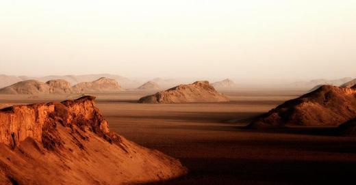 Deserto de Lut - Irã - Um dos lugares mais perigosos do mundo!