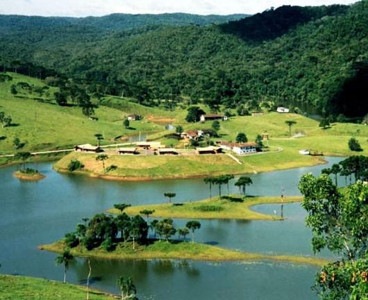 Alto Cedros - Rio dos Cedros - SC