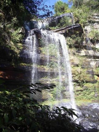 Cachoeira Gruta do Índio - Rio dos Cedros - SC