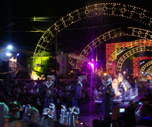 Grande Desfile de Natal - Gramado - RS
