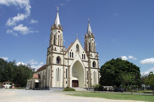 Igreja Matriz Santa Inês - Indaial - SC