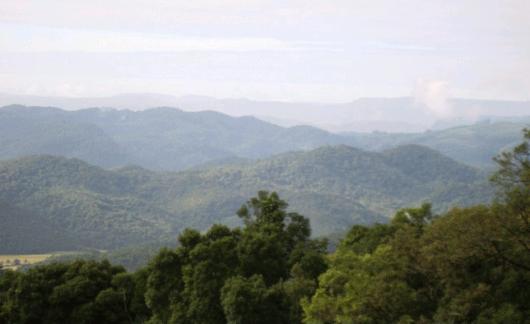 Morro do Oitenta - Ascurra - SC